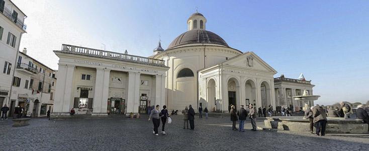 Itinerari. Un giro per i Castelli Romani