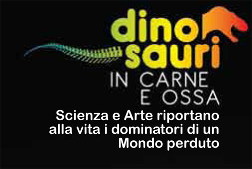 Monza. Dinosauri in carne e ossa in mostra fino al 28 luglio