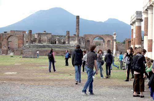 Scavi di Pompei: apertura straordinaria il 1° maggio