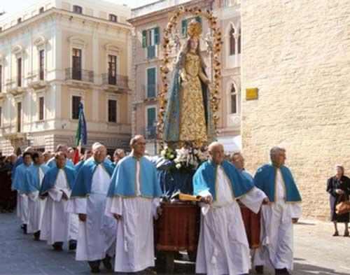 Vasto, dal 21 aprile la Festa della Madonna dell'Incoronata