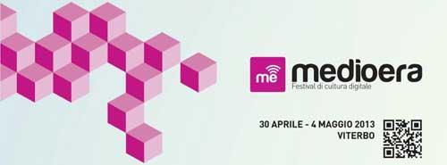 Viterbo, dal 30 aprile Medioera, festival di cultura digitale