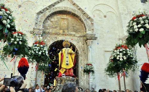 Bari, dal 7 maggio i festeggiamenti per San Nicola