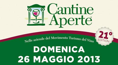 Il 26 maggio Cantine Aperte in tutta Italia
