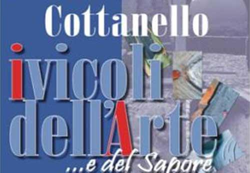 """Cottanello, dal 10 maggio """"I Vicoli dell'Arte e dei Sapori"""""""