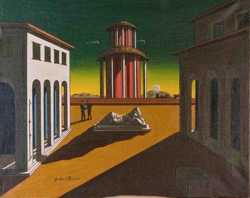 Otranto, dall'8 giugno De Chirico in mostra