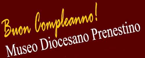 Palestrina, due giorni di iniziative per festeggiare il Museo Diocesano