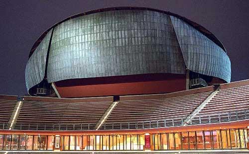 Roma, 32 eventi gratuiti per i 10 anni dell'Auditorium Parco della Musica