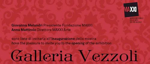 Al Maxxi di Roma le opere di Vezzoli