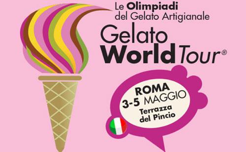 Roma dal 3 al 5 maggio capitale del gelato artigianale