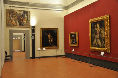 Galleria Uffizi: allestite due nuove sale