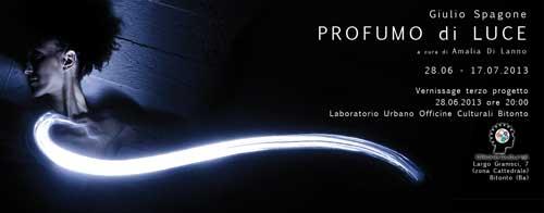 Bitonto, dal 28 giugno la mostra Profumo di Luce