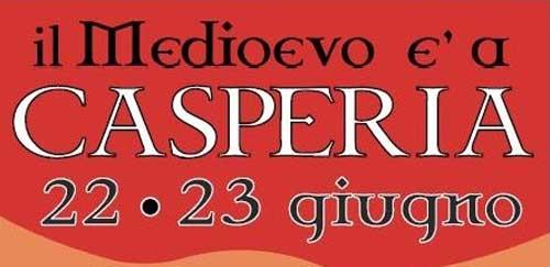 Sabina. Il Medioevo è a Casperia con il Castrum Asprae