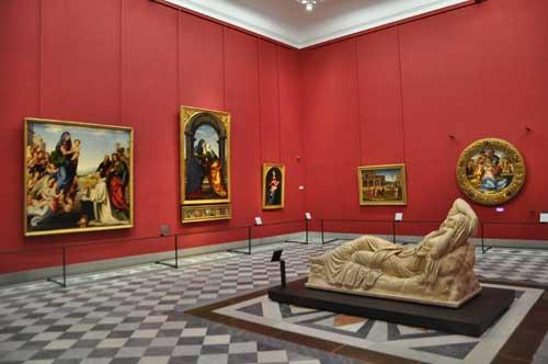 Firenze. Uffizi aperti a San Giovanni