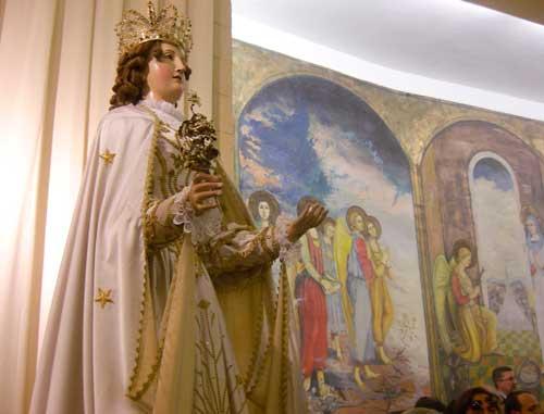 Matera, dal 23 giugno la Festa della Madonna della Bruna