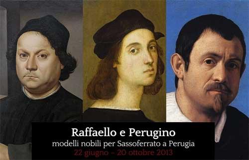 Raffaello e Perugino modelli nobili per Sassoferrato a Perugia