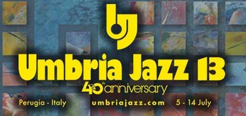 Perugia, l'Umbria Jazz festeggia 40 anni
