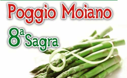 Poggio Moiano, l'8 e il 9 giugno la Sagra dell'asparago selvatico