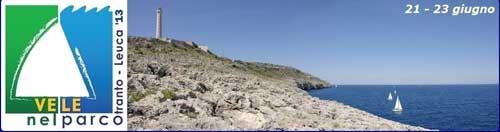 Vele nel Parco: regate tra Otranto e Santa Maria di Leuca