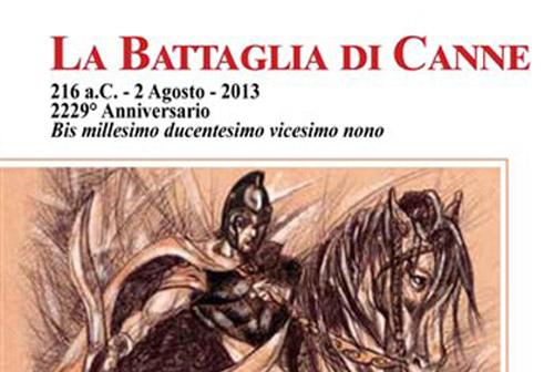 Barletta celebra la Battaglia di Canne: quando Annibale sconfisse Roma