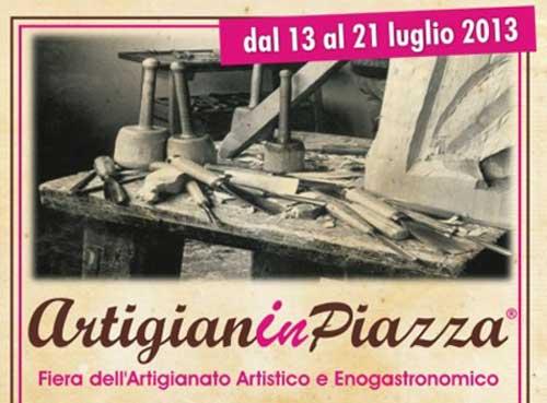 Bitonto, dal 13 luglio Artigiani in Piazza