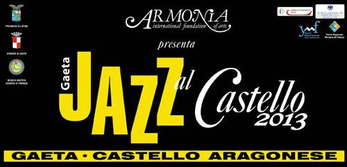 Gaeta, dal 7 al 9 agosto la sesta edizione di Jazz al Castello