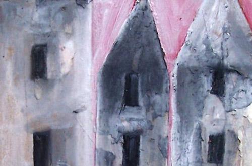 Visita di cortesia, dal 20 luglio le opere di Polimeno in mostra a Galatina