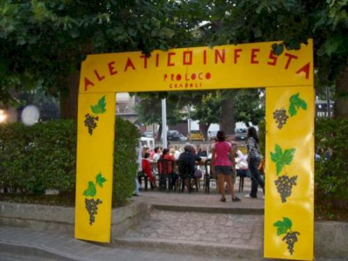 Aleatico in festa a Gradoli dal 27 luglio al 5 agosto