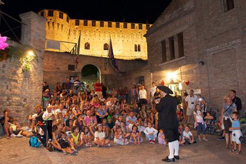 Marche. Mistero, storia e fiaba dal 9 al 13 agosto nel Castello di Paolo e Francesca