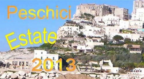 Gargano. Il calendario degli eventi estivi a Peschici