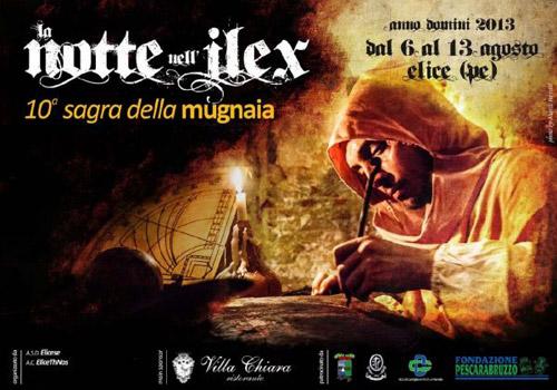 Abruzzo,  dal 6 al 13 agosto la Notte nell'Ilex