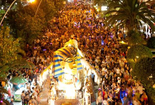 L'8 agosto il Carnevale Estivo di Alba Adriatica