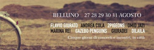 """Belluno, ecco il programma de """"La Bella Estate Festival"""""""