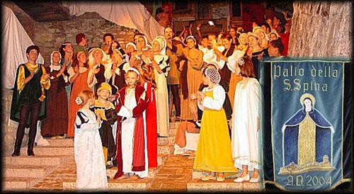 Montone: dall'11 agosto la rievocazione della Santa Spina