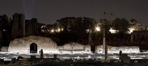 Foro Romano, dal 9 agosto le visite guidate notturne
