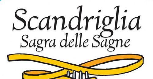 Scandriglia. Il 17 agosto la Sagra delle Sagne Scandrigliesi