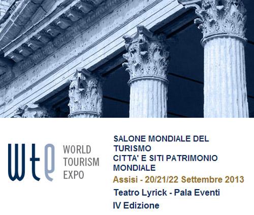 Ad Assisi il Salone Mondiale del Turismo dei siti Unesco