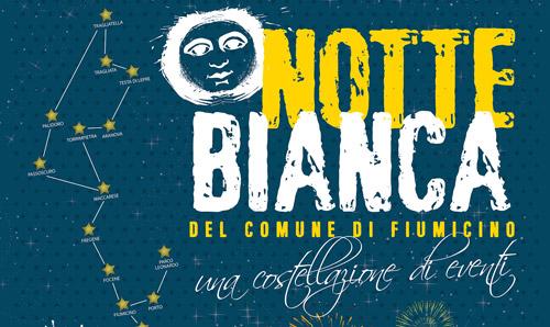 Notte Bianca il 21 settembre a Fiumicino