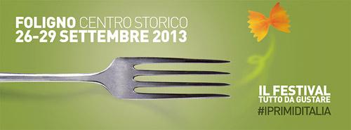 Umbria. A Foligno dal 26 al 29 settembre I Primi d'Italia