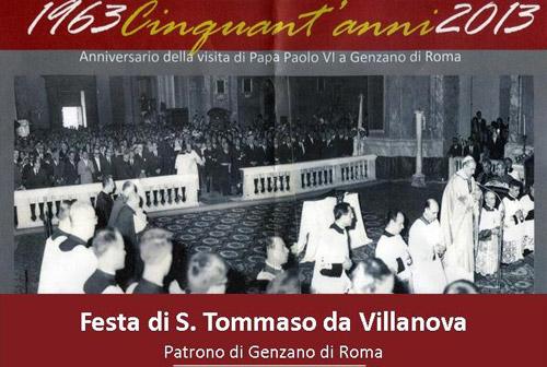 Castelli Romani. A Genzano la festa del Pane Casareccio