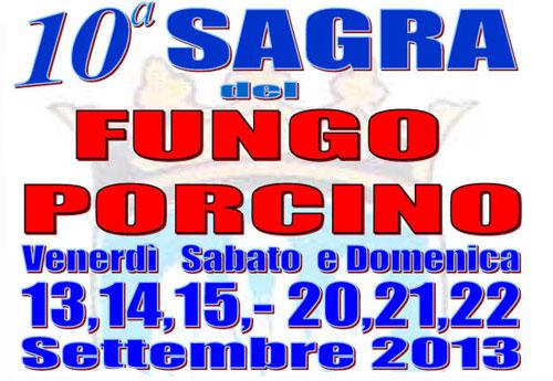 Oriolo Romano dal 13 settembre la Sagra del Fungo Porcino
