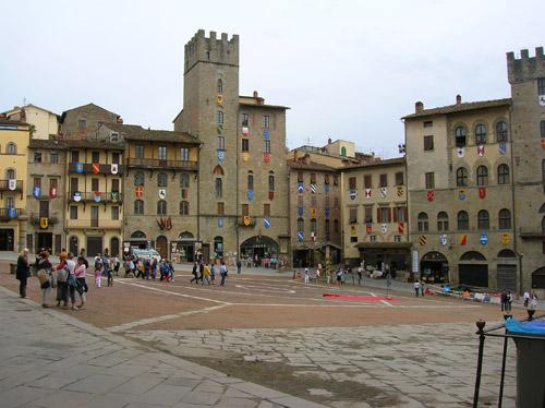 Il Diario di... Giulia: alla scoperta di Arezzo