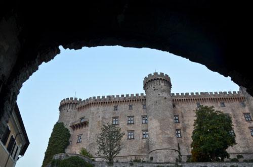 I bambini alla scoperta del Castello di Bracciano