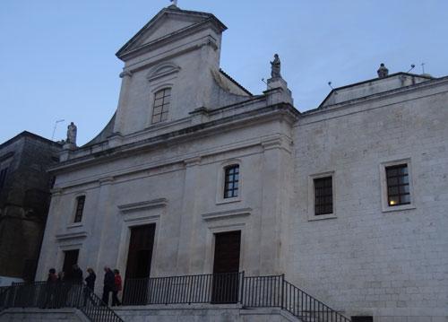 La Chiesa Matrice di Cisternino