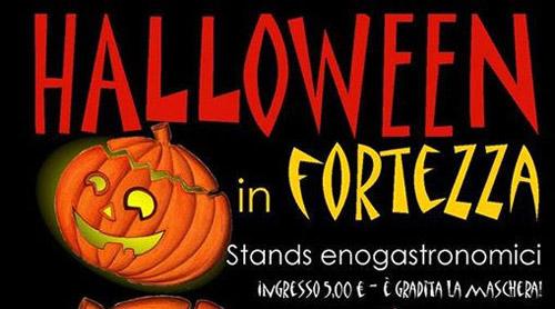 Abruzzo. Halloween alla Fortezza di Civitella del Tronto