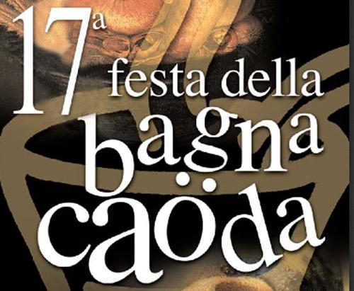 Cuneo, dall'11 ottobre la 17° Festa della Bagna Cauda