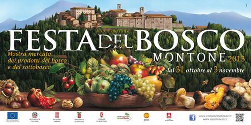 """Umbria. """"La Festa del Bosco"""" di Montone"""