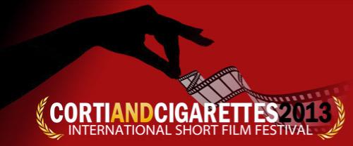 Cinema. A Roma il 5 e 6 ottobre Corti and Cigarettes