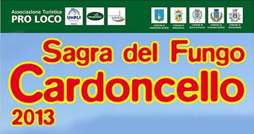 Autunno in Puglia: torna la Sagra del Fungo Cardoncello