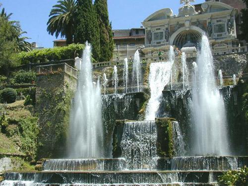 Il Diario di... Giulia: alla scoperta di Villa d'Este a Tivoli