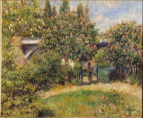 Torino, le opere di Renoir in mostra alla GAM